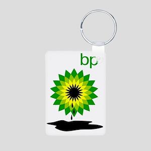 BP Drip1 Aluminum Photo Keychain