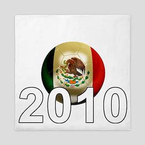 Mexico World Cup 4Bk Queen Duvet