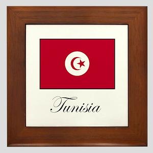 Tunisia Framed Tile