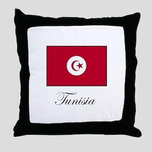Tunisia Throw Pillow