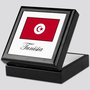 Tunisia Keepsake Box