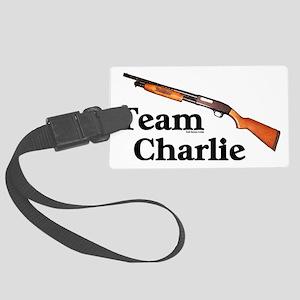 team-charlie Large Luggage Tag