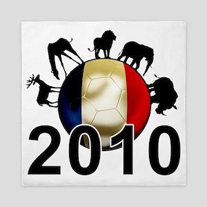 France World Cup2 Queen Duvet
