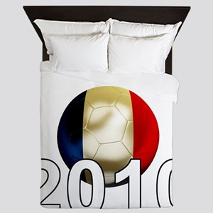 France World Cup2Bk Queen Duvet