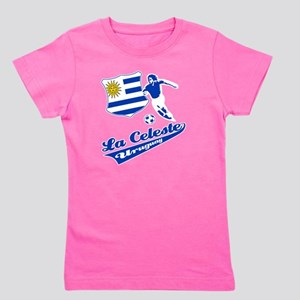 soccer player designs Girl's Tee