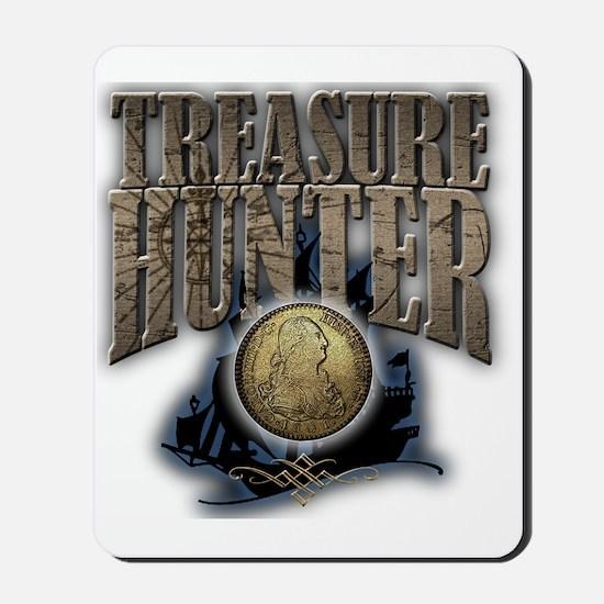 Treasure Hunter2 Mousepad