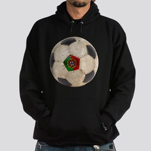 Portugal Football6 Hoodie (dark)