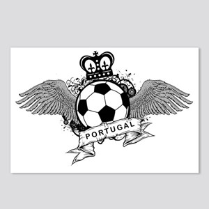 Portugal Football5 Postcards (Package of 8)