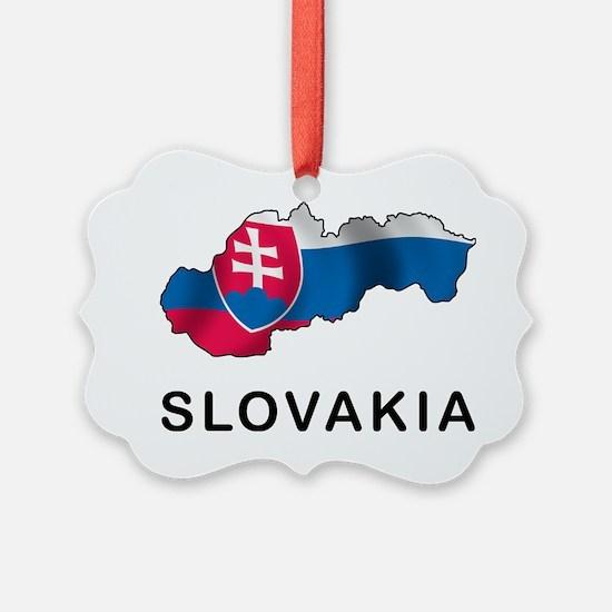 MapOfSlovakia1 Ornament