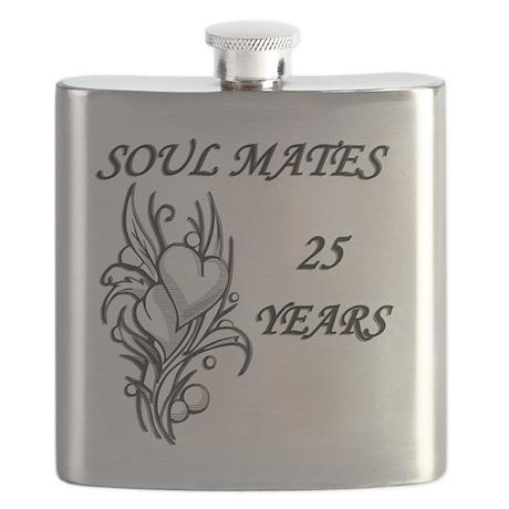 SOUL MATES 25 copy Flask