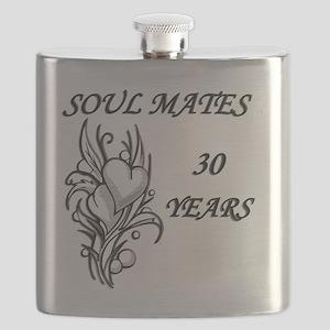 SOUL MATES 30 Flask