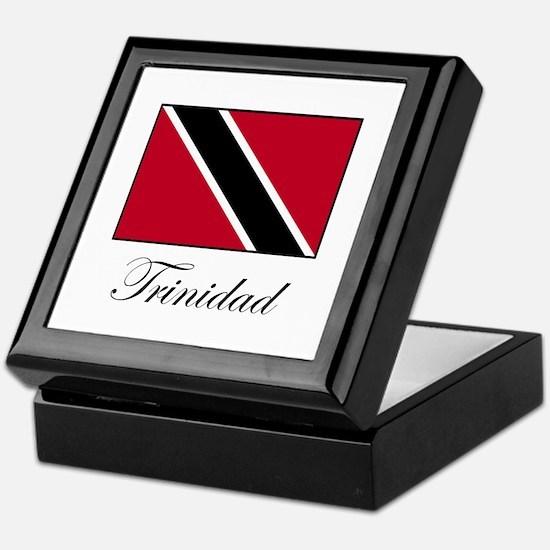 Trinidad Keepsake Box