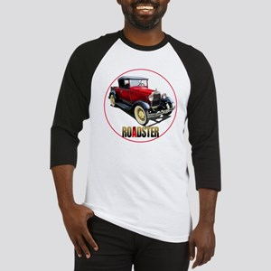 RedAroadster-C8trans Baseball Jersey
