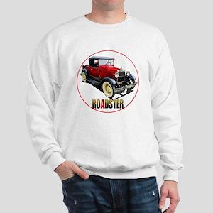 RedAroadster-C8trans Sweatshirt