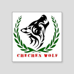 """CHECHENWOLF Square Sticker 3"""" x 3"""""""