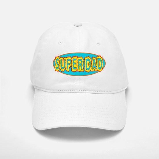 Super dad flashy Baseball Baseball Cap