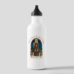 Joan Nouveau (black) Stainless Water Bottle 1.0L
