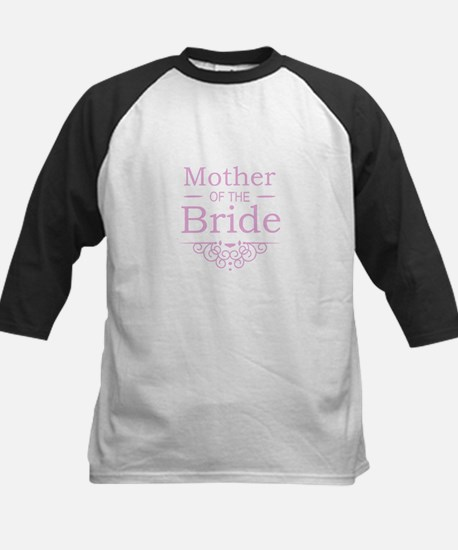 Mother of the Bride pink Baseball Jersey