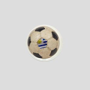 Uruguay World Cup4 Mini Button