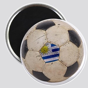 Uruguay World Cup4 Magnet