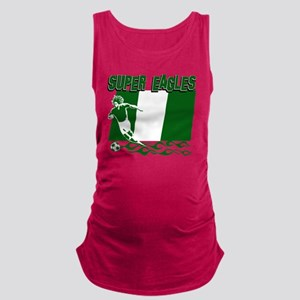 Super Eagles Maternity Tank Top