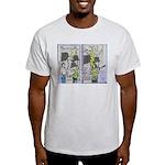 Very Good Attitude Ash Grey T-Shirt