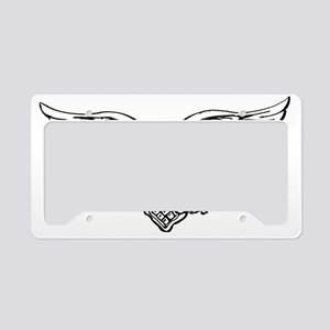 luftwaffleaglew License Plate Holder
