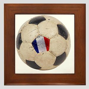 France World Cup4 Framed Tile