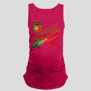 2-portugal a Maternity Tank Top