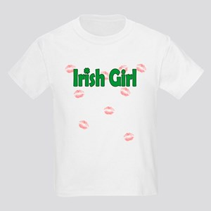 Irish Girl Kids T-Shirt