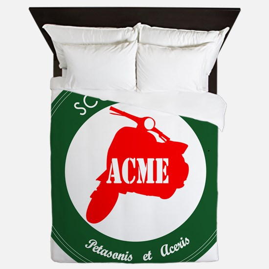 IT-ACMESC Queen Duvet