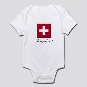 Switzerland Infant Bodysuit