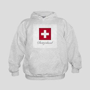 Switzerland Kids Hoodie