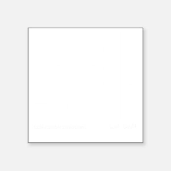 "10X10 Arabic Alphabet for D Square Sticker 3"" x 3"""