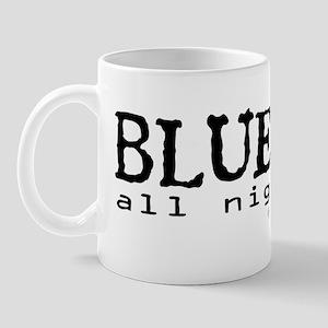 BluesMe_allnightlong_bl Mug