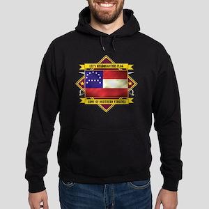 Lee HQ Flag (Flag 5.1) Hoodie (dark)