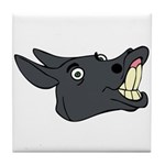 Donkey Tile Coaster
