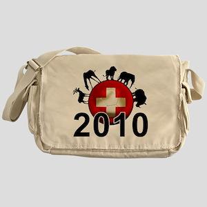 Switzerland Football2 Messenger Bag