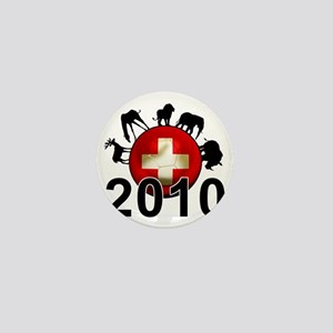 Switzerland Football2 Mini Button