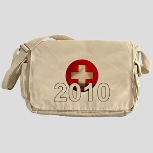 Switzerland Football2Bk Messenger Bag