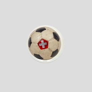 Switzerland Football4 Mini Button
