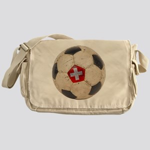 Switzerland Football4 Messenger Bag