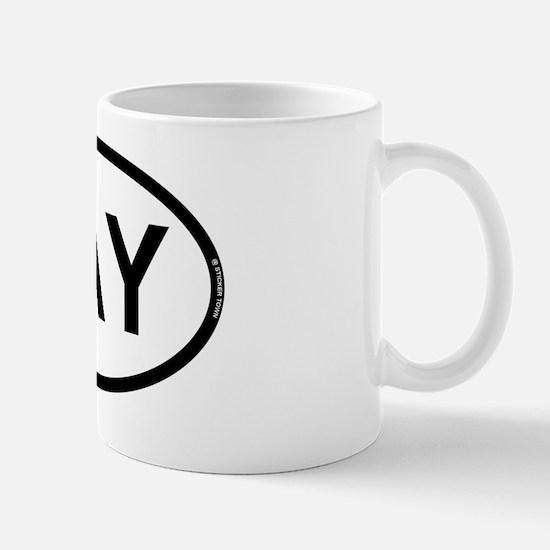 hay oval rec 1 Mug