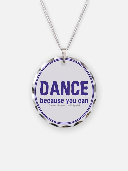 Dance_circle Necklace