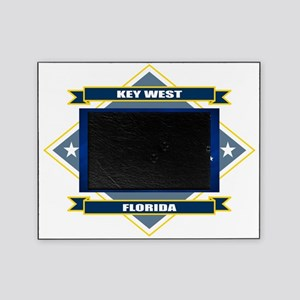 Key West diamond Picture Frame