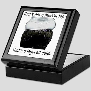 muffin-top Keepsake Box