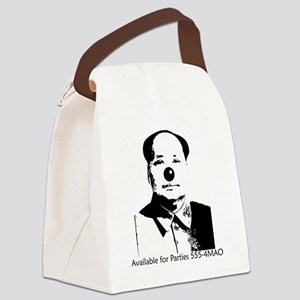 2-maoclownshirt Canvas Lunch Bag