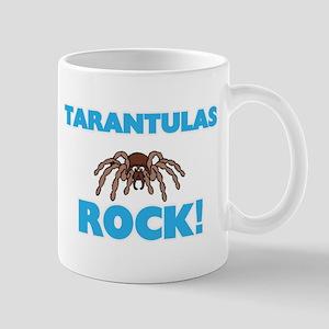 Tarantulas rock! Mugs
