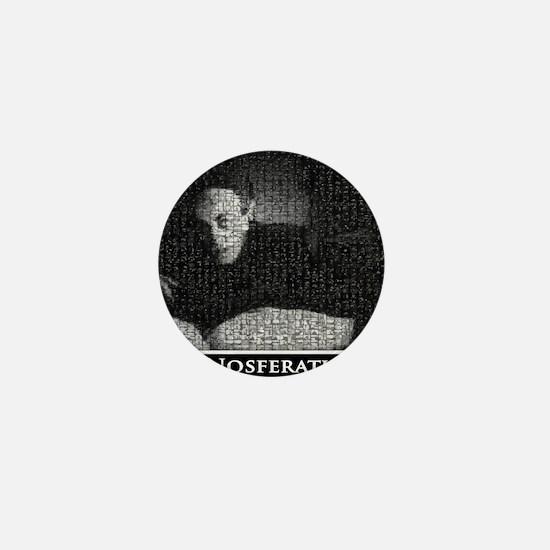 Nosferatu Mosaic Mini Button