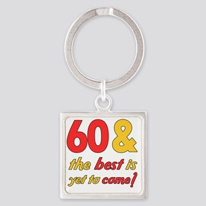 best60 Square Keychain